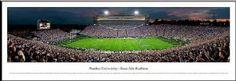 Purdue Boilermakers - Ross-Ade Stadium - Framed Panoramic Photo