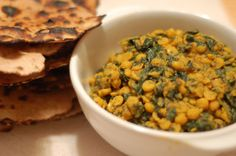 Too Many Chefs: Chana Dal With Spinach Kale Recipes, Clean Recipes, Indian Food Recipes, Whole Food Recipes, Dog Food Recipes, Vegetarian Recipes, Ethnic Recipes, Food Out, International Recipes