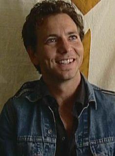 Well, hello there Handsome :) Eddie Vedder