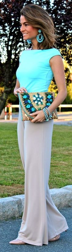 Palazzo Pants With Long Shirts Trends 2014