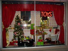 Christmas Window 2009