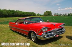 MSCC May 16 Star of the Week-this is why 1959 was the last best year. READ MORE: http://mystarcollectorcar.com/mscc-may-16-star-of-the-day-59-dodge-custom-royal-the-last-best-year-of-the-1950s/ #1959DodgeCustomRoyal