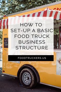 Starting a new food truck business can be a daunting task, especially if you are trying to figure the in-and-outs all on your own. Check out this article that explains the different licenses, policies, and fees you should obtain before hitting the road. Vegan Food Truck, Food Truck Menu, Best Food Trucks, Food Truck Design, Taco Food Truck, Food Truck Desserts, Food Truck Party, Food Business Ideas, Food Truck Business