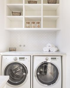 What a great year! We are truly honored to have our work featured on @houzz's list of the 20 most popular laundry rooms of 2015! See link in bio for full article.