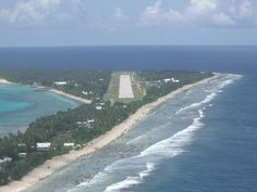 Tuvalu International Airport, Tuvalu, South Pacific
