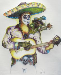 Derrick Montez New Mexico artist