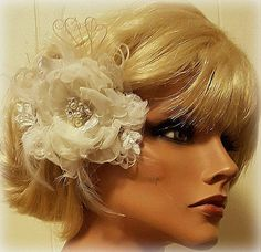 Check out this item in my Etsy shop https://www.etsy.com/listing/257700082/wedding-hair-facsinatorbridal