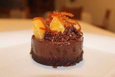 Naranja y chocolate. Restaurante Selma Junior #jornadasPOPCastellón