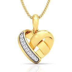 Buy Artistic Heart Pendant, Artistic Heart Pendant price in India, Artistic…