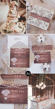 Rustic laser cut wedding invitations with wood string lights Trend diy wedding invitations rustic wedding invites invitations rustic elegance invitations rustic lace invitations rustic style Invitations Trends 2019 Wedding Invitations Trends 2019 Destination Wedding Themes, Laser Cut Wedding Invitations, Destination Wedding Invitations, Beautiful Wedding Invitations, Rustic Invitations, Wedding Invitation Wording, Invite, Invitation Layout, Invitation Envelopes