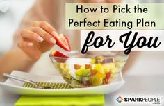 9 Questions to Ask Yourself Before Starting a Diet Plan | SparkPeople