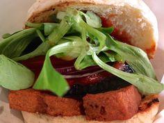 Veggie Burger im Shiso Burger in Berlin Mitte. #berlin #burger