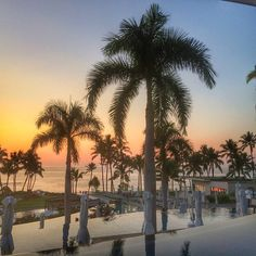 Sunset at the Andaz Maui at Wailea. Photo courtesy of rachelwatroba on Instagram.