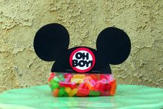 Mickey Mouse Candy Bags