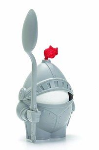 This eggceptional kitchen knight ($15).   27 Outrageously Cute Gifts That Everyone Will Want