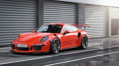 The 2016 Porsche GT3 RS Could Mark A Return To Sanity In The #Horsepower Wars. -Wired