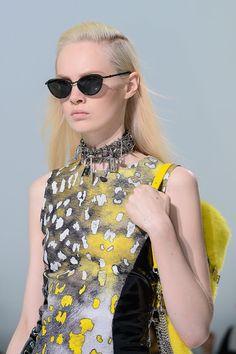 Milan Fashion Week: Versace Sunglasses Fall / Winer 2013 – 2014