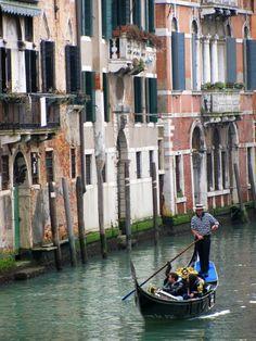 #Venecia #Gondola