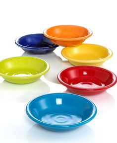 Fiesta Dinnerware, Fruit Bowl