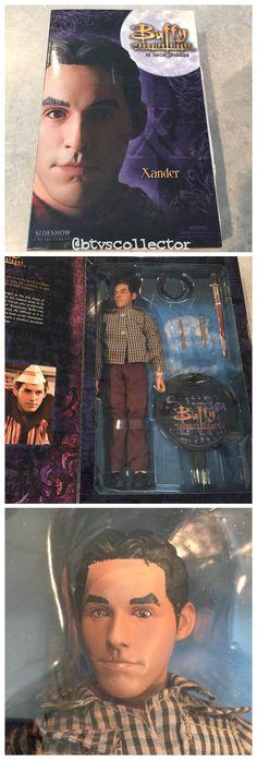 "Sideshow Collectibles (1:6 Scale) 12"" Buffy the Vampire Slayer Figure - Xander. #btvscollector #btvs #buffy #buffythevampireslayer"