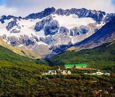 Glacial Martial, #Ushuaia. #Argentina