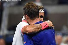 フェデラーがワウリンカとのスイス対決を制し、ジョコビッチとの頂上決戦へ [全米オープン]|グランドスラム|ニュース|THE TENNIS DAILY
