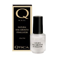 Qtica Natural Nail Growth Stimulator 0 25oz Qtngs0r Hardener Manicure