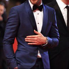 Black tie affair does not necessarily mean black tie and black attire.