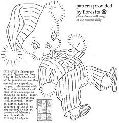 This site has a great collection of vintage & classic embroidery patterns.