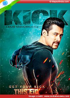 Kick is one of the best films of Salman as far as his performance is concerned!