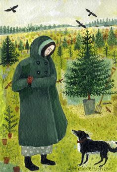 recent paintings | dee nickerson