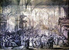 Jean-Pierre Norblin de La Gourdaine, Sejmik w kościele (1785) - 02 - Sejmiki ziemskie – Wikipedia, wolna encyklopedia