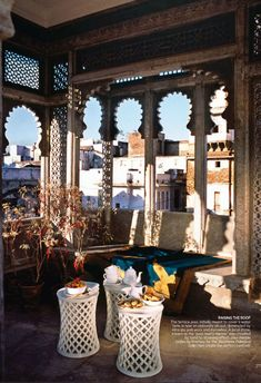 Feature story on Traditional Indian Style home from Architectural Digest India on Indian style