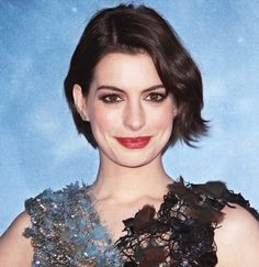 Anne Hathaway Is the Latest Star to Join Facebook  #InStyle