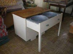 umývací stôl