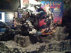 Zoids Mighty Zoidzilla 1984