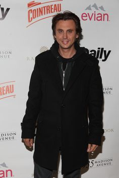 Jonathan Cheban Photos - Jonathan Cheban attends The Daily Front Row's 2015 Model Issue reception during New York Fashion Week Fall 2015 at Beautique on February 2015 in New York City. - The Daily Front Row's 2015 Model Issue Reception - Arrivals Jonathan Cheban, Daily Front Row, Cannes, February, Blazer, Celebrities, Model, Jackets, Fashion