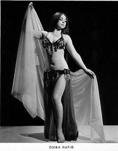 Osira Hafid - Vintage Belly Dance