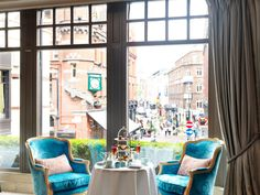 Relax and enjoy Afternoon Tea in The Gallery at The Westbury Hotel in Dublin with wonderful views over Grafton Street. Sunriver Resort, White Sparrow Barn, Dublin Hotels, Best Afternoon Tea, Winery Tasting Room, Grafton Street, Spa Breaks, Irish Design, Old Farm Houses