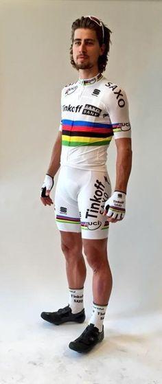 Wereldkampioen Peter Sagan