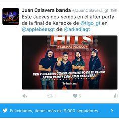 Ahora somos 9000 calaveras en Twitter! Gracias amigos! #sacudetushuesos