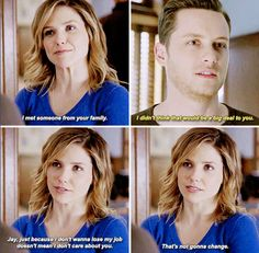 Jay & Erin #ChicagoPD