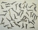Typewriter Parts from 1961 Royal Futura 800 levers link craft steampunk old F16  https://www.bonanza.com/listings/Typewriter-Parts-from-1961-Royal-Futura-800-levers-link-craft-steampunk-old-F16/452572436 #typewriter