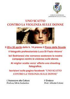 Sinistra di Sedriano: L'iniziativa del comune di Sedriano contro la viol...