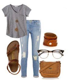 Yara Birkenstock outfit