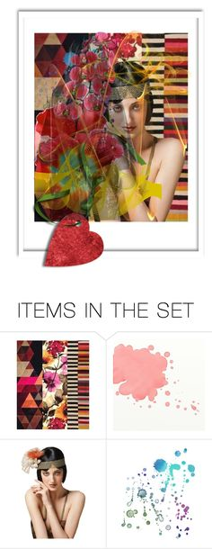 """Geen titel #31363"" by lizmuller ❤ liked on Polyvore featuring art"