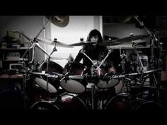 drummer Jenny Slipknot drum cover - YouTube