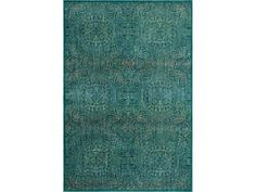 Loloi Rugs Madeline Rectangular Teal