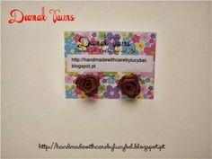 Deemak Twins: Roses Earrings