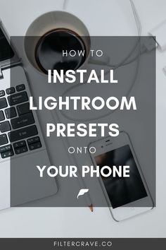 How To Install Lightroom Mobile Presets onto Your Phone - Telefon Photoshop Photography, Iphone Photography, Photography Tutorials, Digital Photography, Photography Poses, Photography Studios, Photography Marketing, Photography Classes, Creative Photography
